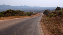 In Zambia this landscape is called interesting