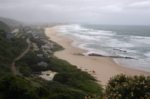 Farewell to Garden Route